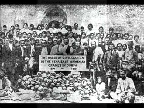 Ottoman Turkey Genocide by History Of Turkish Ottoman Genocide Of Armenians