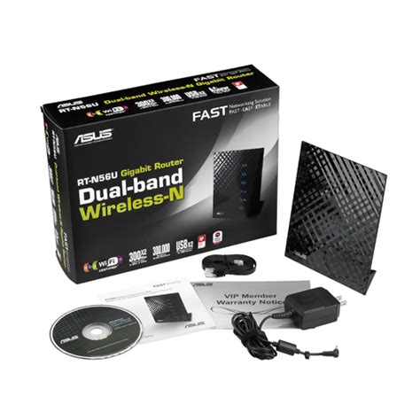 Asus Rt N56u By Dextmall asus rt n56u dual band wireless n600 gigabit router nbn