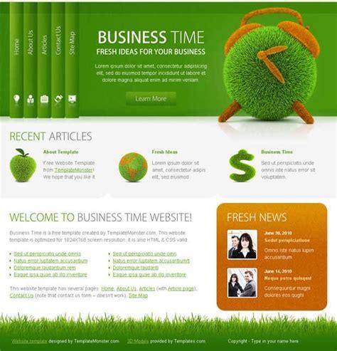 business website templates psd free 40 beautiful and free business psd website templates