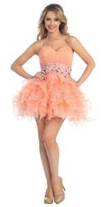Short Prom Dresses Ideas