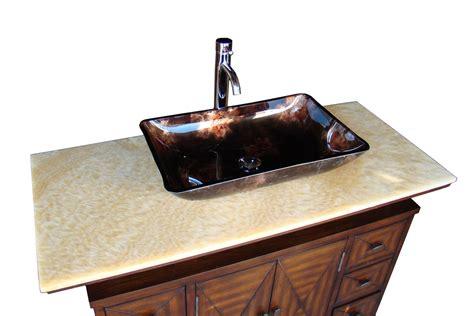 Onyx Vanity by Honey Onyx Vanity Honey Onyx Countertop 48inch Sink Vanity
