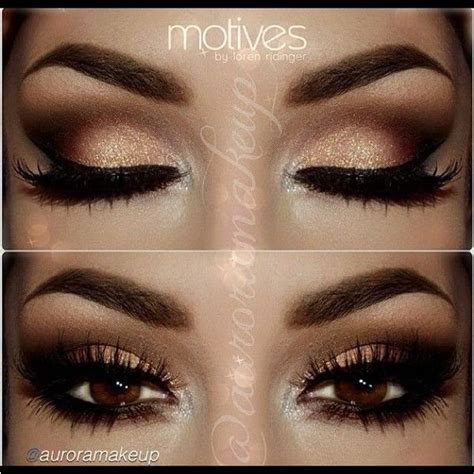 Eyeshadow Wardah Smokey 25 best ideas about brown eyed makeup on brown eyeshadow beautiful brown