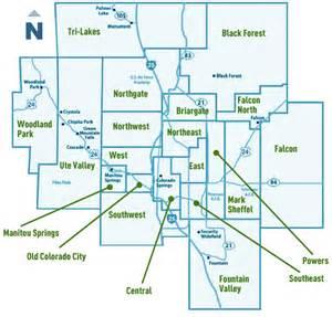 search colorado springs areas and neighborhoods