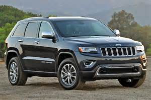 Grand Jeep 2015 Jeep Grand Ecodiesel Review Autoweb