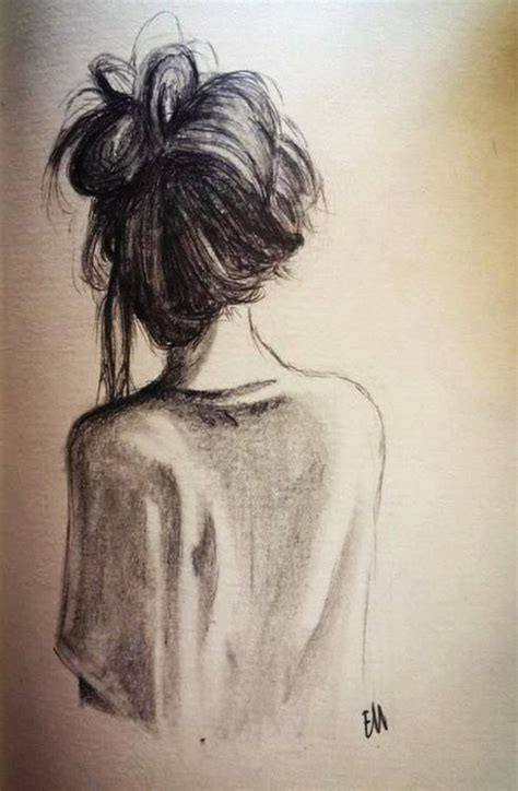 tumblr girl hair drawing 17 best images about things to draw on pinterest hipster