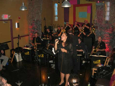 swing big band songs swing on a at maplewood community gala