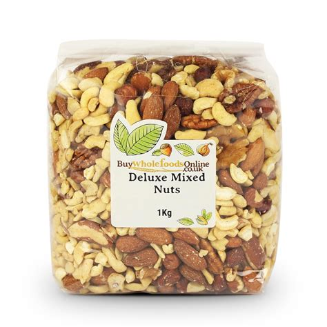 No 1 Nuts mixed nuts deluxe 1kg