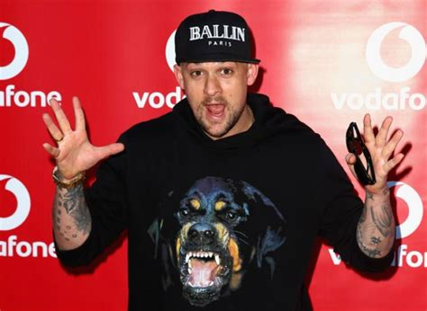 good charlotte family the voice australia judges joel madden booted from hotel for alleged pot possession
