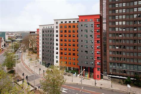 bristol student accommodation  phoenix court unite