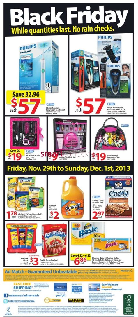 sunday november 29 black friday deals maplestory walmart canada black friday flyers friday november 29 to