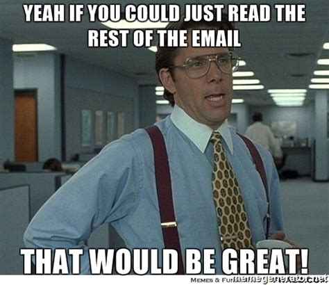 Email Meme - email meme bing images