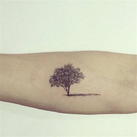 small tree tattoo www imgkid com the image kid has it