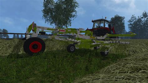 claas liner    fs  farming simulator   mod