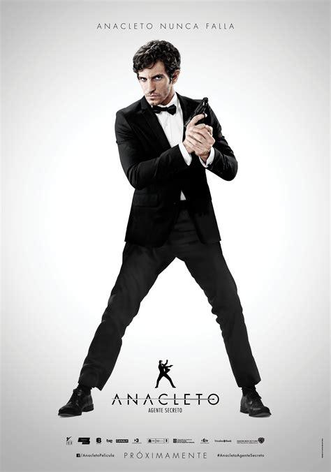 cartel de anacleto agente secreto poster 3 sensacine com pel 237 cula anacleto agente secreto 2015 abandomoviez net
