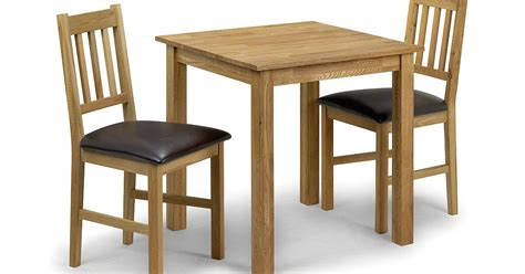 Dining Table 2 Seater 2 Seat Wooden Dining Table Set Buy At Designer Sofas 4u
