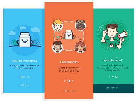 design app walkthrough how to design an app walkthrough