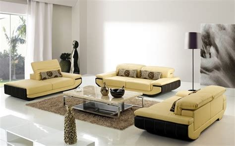 Modern Leather Living Room Set by Nowra Leather Sofa Set Modern Living Room