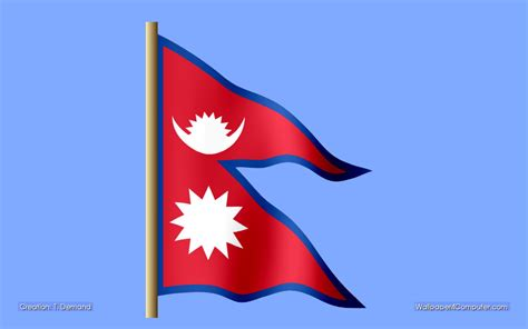 flags of the world nepal flag nepal printable flags