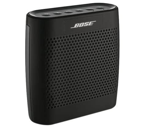 Speaker Wireless Bose buy bose soundlink colour portable wireless speaker black free delivery currys