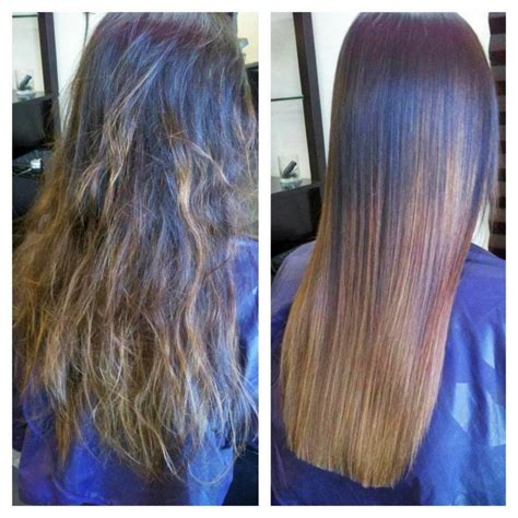 keratin for step cut images the insider s secret to cutting styling time in half