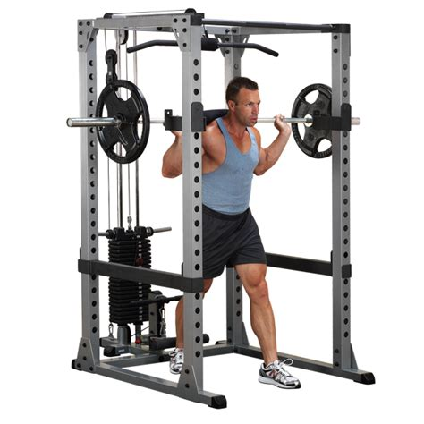 gpr378 solid pro power rack solid fitness