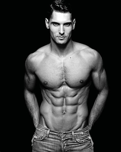 hot male models abs demigods abs abdelkader the man with the killer eight