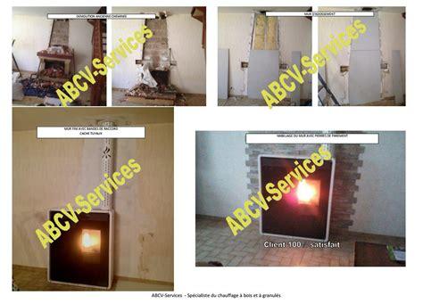 Remplacer Cheminee Par Poele A Granule by Installateur Po 234 Les 224 Granul 233 S Abcv Services Po 234 Les 224