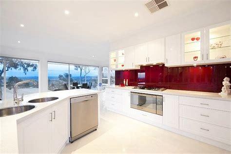 back painted glass kitchen backsplash intensify the look of your kitchen with 20 glass back painted backsplash home design lover