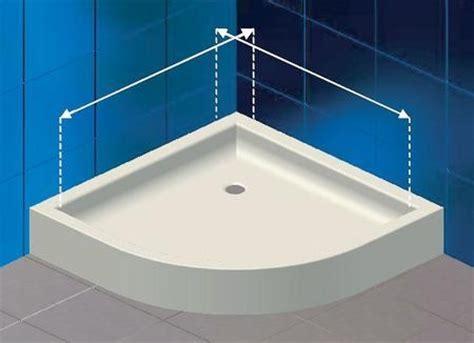 piatto doccia misure piatto doccia misure come rendere il proprio bagno speciale