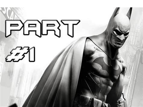 Kaos Batman Arkham City 1 batman arkham city gameplay walkthrough part 1 i m batman let s play