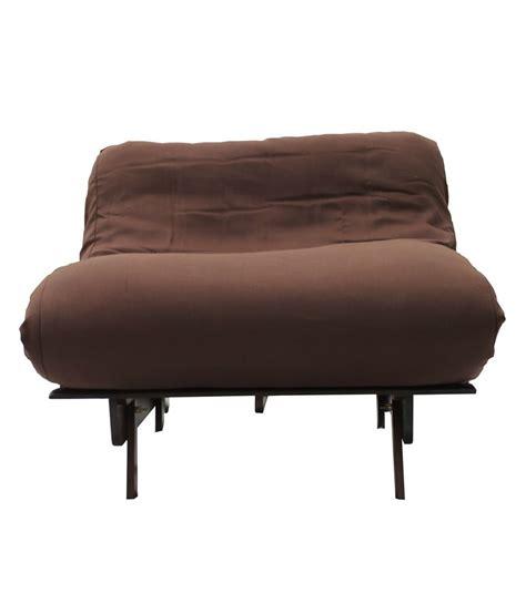 futon india single seater futon in purple buy single seater futon in