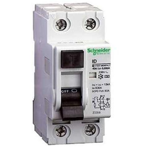 Schneider Electric Id Rccb 16252 schneider electric 23168 disjoncteur diff 233 rentiel rccb