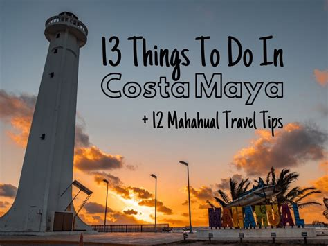 costa maya  mahahual travel tips