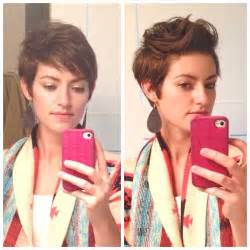 ways to style asymmetrical hair really trendy asymmetrical pixie cut short hairstyles