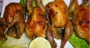 comment cuisiner les cailles comment cuire un poulet comme chez kfc