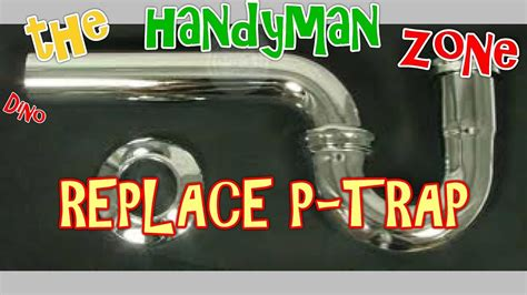 Replacing P Trap Bathroom Sink by Replace Leaky Bathroom Sink Drain Pipe P Trap Kit
