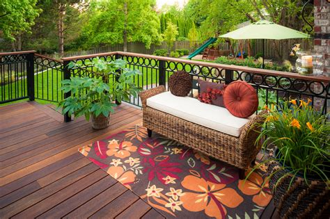 decorating pictures deck decorating ideas as what make pleasure affordably