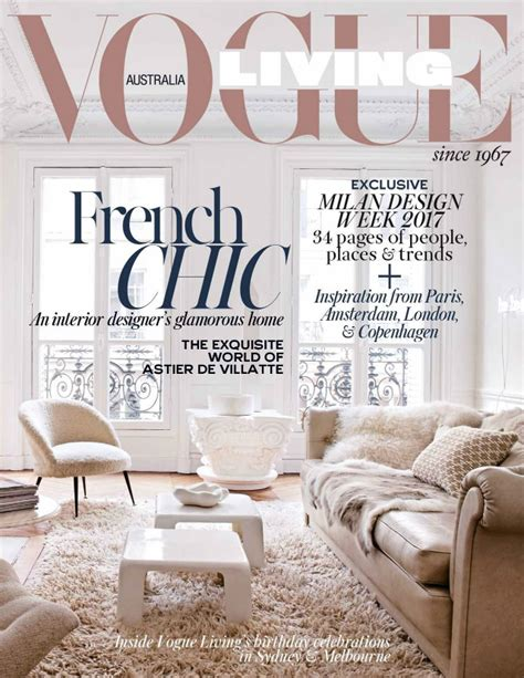 wa home design living magazine 10 top interior design magazines around the world
