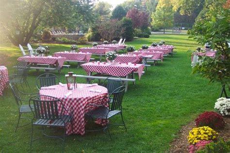 Backyard Bbq Yahoo Bbq Wedding Reception Ideas Rehearsal Dinner Options At