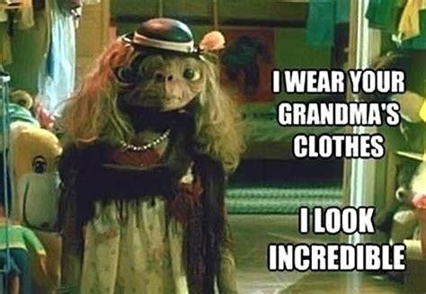 et meme i wear my s clothes