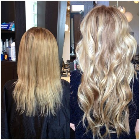 hairstyles for bead extensions 20 best extension exles images on pinterest blonde