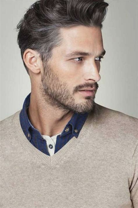 haircuts for guys with long narrow faces 10 hairstyles for men according to face shape