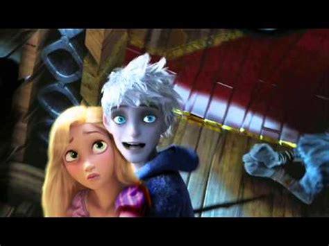 imagenes de jack y rapunzel jack frost and rapunzel jack frost et raiponce youtube
