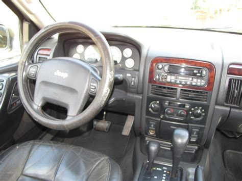 2002 Jeep Grand Interior 2002 Jeep Grand Interior Pictures Cargurus