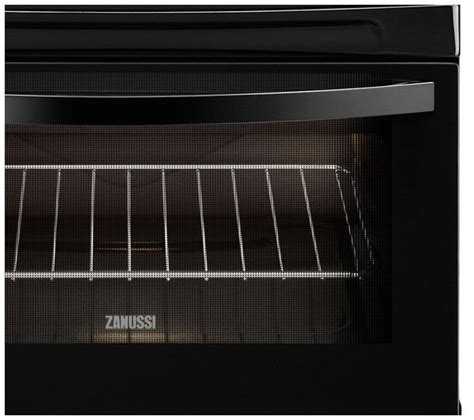 zanussi zci68330ba electric induction cooker buy zanussi zci68330ba electric induction cooker black free delivery currys
