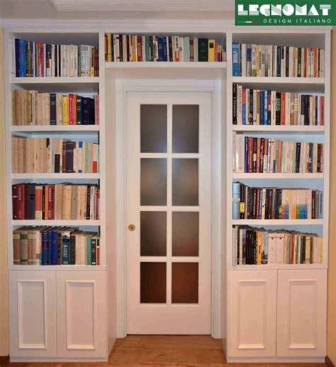 librerie su misura roma librerie su misura roma legnomat design italiano
