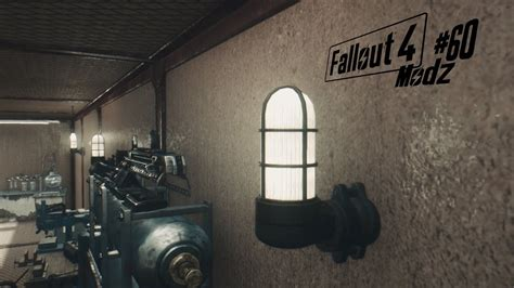 fallout 4 modz 60 less shitty industrial wall lights