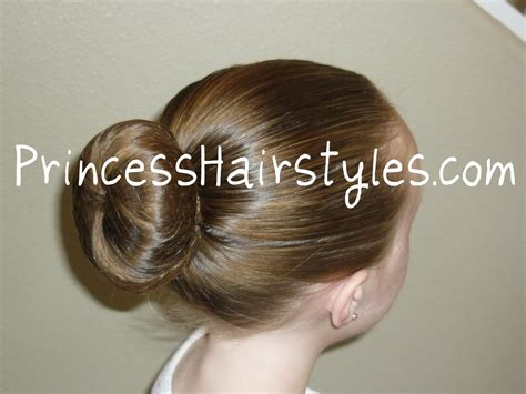 hair styles using a donut the perfect ballet bun hairstyles for girls princess