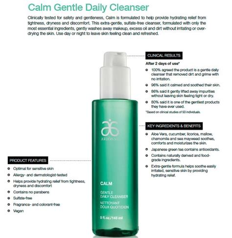Calm Brand Detox by Other Arbonne And The O Jays On
