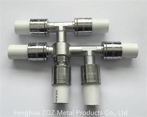 pex floor sleeve plastic pex sliding sleeve fittings for floor heating pex tubing